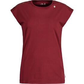 Maloja MelagoM. T-Shirt Donna, red monk